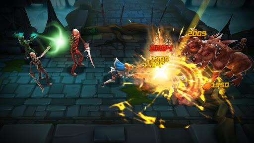 لعبة Blade Warrior v1.3.0 [No Damage] لجوالات الاندرويد