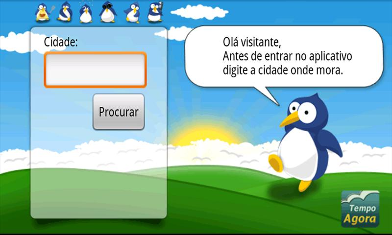 Índices Tempo Agora - screenshot