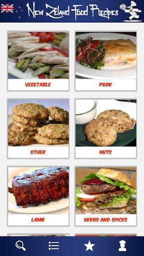 NewZealand Food Recipes - Cook