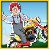 Grandpa Escape - Bike Rider
