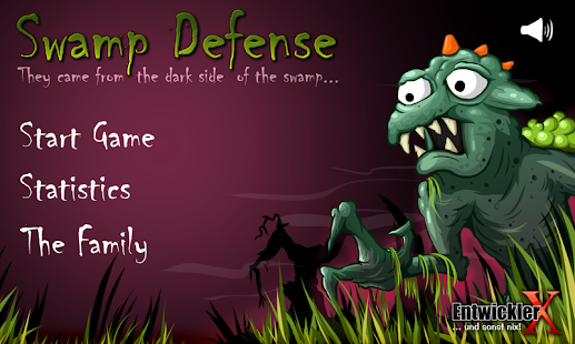 Swamp Defense- screenshot thumbnail