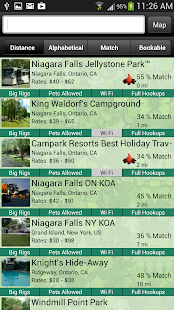BYS™ - RV Camping Reservation- screenshot thumbnail