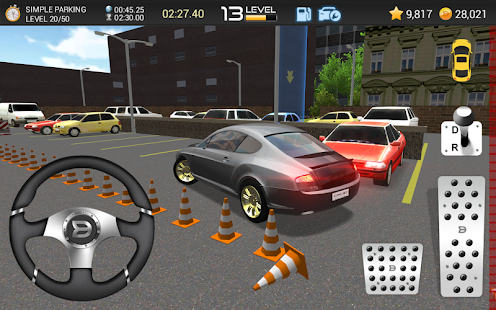 Car Parking Game 3D- screenshot thumbnail