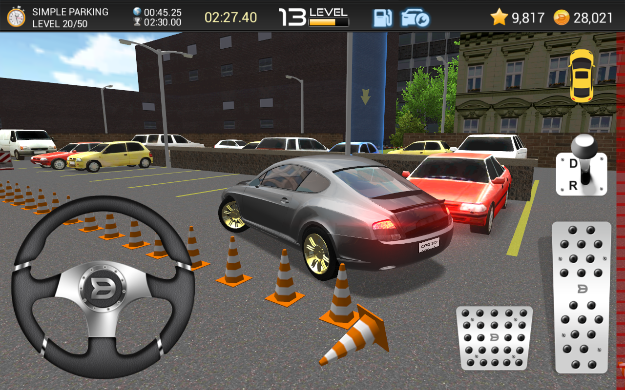 Car Parking Simulator Free Download