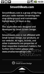 SmoothBeats.com Radio- screenshot thumbnail