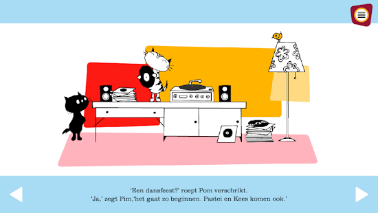 Pim & Pom Dansfeest- screenshot thumbnail