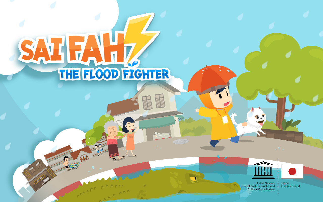 Sai Fah - The Flood Fighter- screenshot