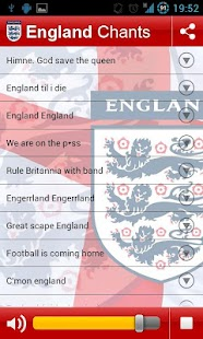 England Chants - screenshot thumbnail