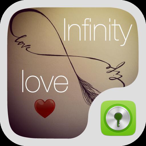 Infinity Love GO LOCKER THEME Icon