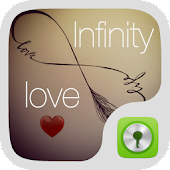 Infinity Love GO LOCKER THEME
