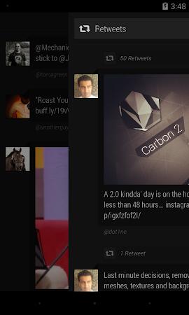 Carbon for Twitter 2.4.31 screenshot 82237