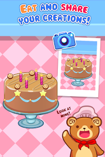 My Cake Maker - Cook & Bake- screenshot thumbnail
