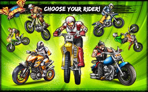 Bike Rivals 1.5.2 Screenshots 6