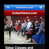 Cuban Dance Salsa classes