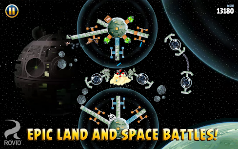 Angry Birds Star Wars 1.5.13 Mod Apk [Unlimited Money] 9