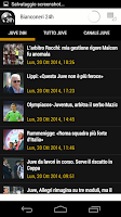 Screenshot of Bianconeri 24h