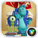 Monsters University HD LWP icon