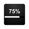 Battery Progress Widget icon
