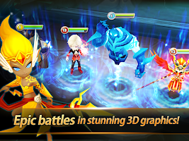 Screenshot of Summoners War