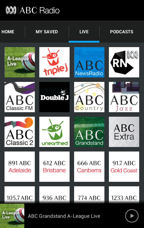 télécharger des podcasts abc radio fm