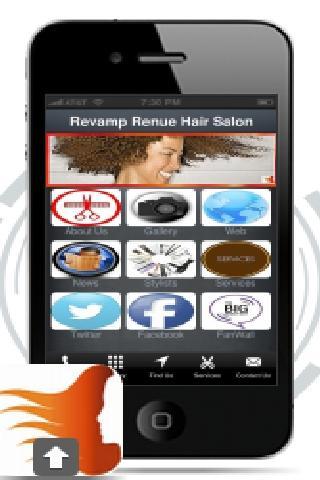 玩免費商業APP|下載ReVamp ReNue Hair Salon app不用錢|硬是要APP