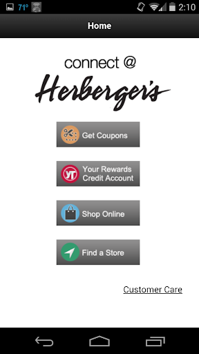 Connect Herberger's