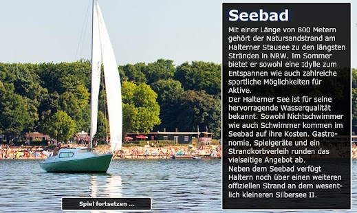 Haltern am See Infoapp- screenshot thumbnail
