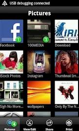 KODAK Pic Flick Screenshot 1
