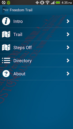 Freedom Trail® Official App  screenshots 2