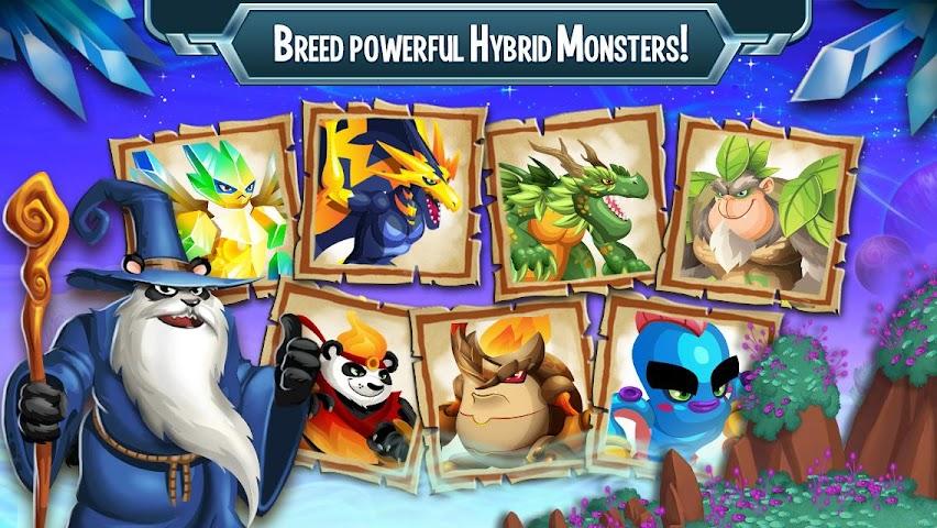android Monster Legends Screenshot 17