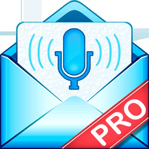 Write SMS by voice PRO LOGO-APP點子