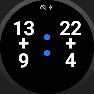 Brain Train Watch Face