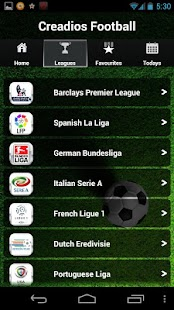 Football Scores Live - screenshot thumbnail