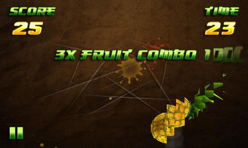 Fruit Slayer - screenshot