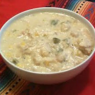 White Chicken Chili Crock Pot Healthy Recipes.