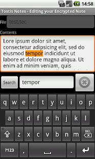 Tostis Notes Pro- screenshot thumbnail