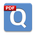 qPDF Notes Demo - Reader, Form icon