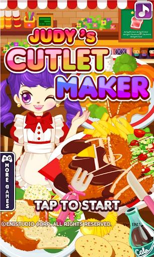 Judy's Cutlet Maker - Cook