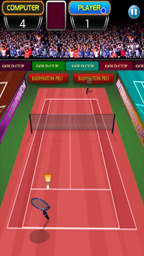 Badminton games