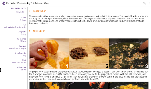GialloZafferano Recipes- screenshot thumbnail