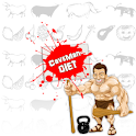 Caveman Diet Recipes! FREE logo