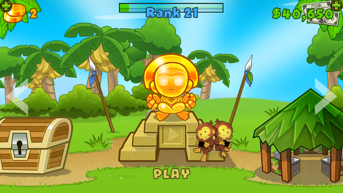 #6. Bloons TD 5 (Android)