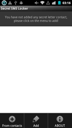 【免費通訊App】Secret SMS Locker-APP點子