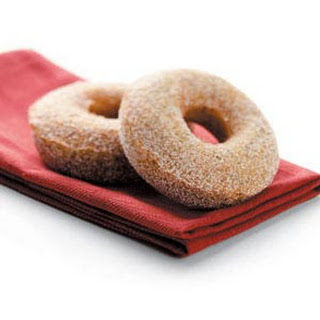 Poppy Seed Doughnuts.