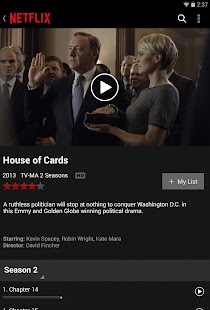 Netflix- screenshot thumbnail