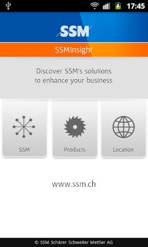 Download SSM Mobile Tools APK latest version app by SSM Schärer