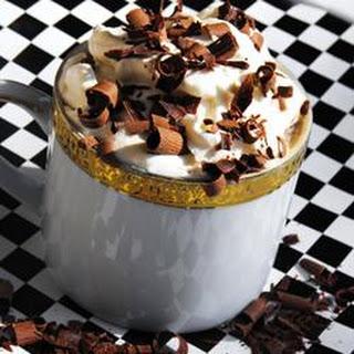 Cafe Latte Milkshake.