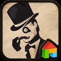 Mr Detective Dodol Theme icon