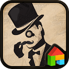 Mr Detective Dodol Theme icon