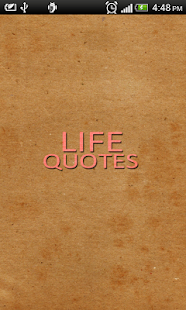 Best Life Quotes App - screenshot thumbnail